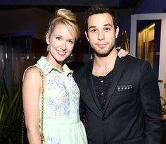 Time for a duet! Pitch Perfect costars Anna Camp and Skylar Astin are dating!