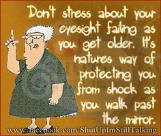 Don't stress.....