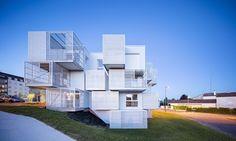 White Cloud: POGGI & MORE architecture