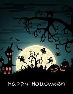 Happy Halloween eGifter greeting card!