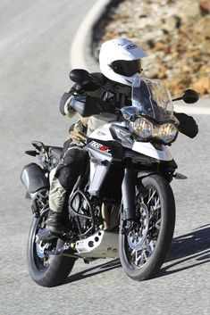 First ride: Triumph Tiger 800 XCx review