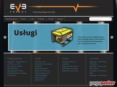 Usługi agregatami prądotwórczymi  tel. 515 132 090 http://eve-energy.pl