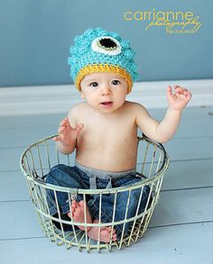 Monster Hat! - $3.99 by Kristi Simpson
