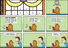 Garfield Comic Strip, April 05, 2015 on GoComics.com