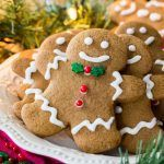 A simple, delicious, and classic gingerbread men recipe! these cookies are made with all butter (no shortening) and are topped off with a simple frosting.