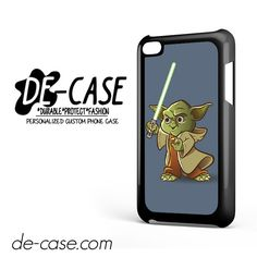 Cute Yoda Star Wars For Ipod 4 Case Phone Case Gift Present