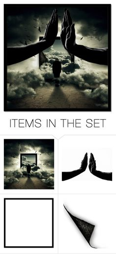 """Finding the Truth"" by giovanina-001 ❤ liked on Polyvore featuring art"