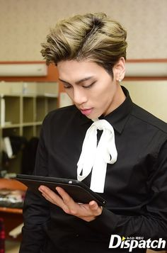 Jonghyun is beautiful <3