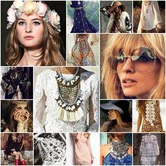 Blog Caca Dorceles. 2015. Inspire-se: Boho Chic Style.