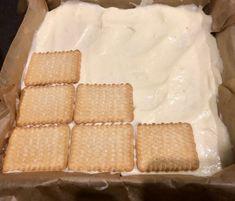 Księżniczka - ciasto bez pieczenia - Blog z apetytem Cake Recipes, Dessert Recipes, Nutella, Angel Cake, Sweet Desserts, Polish Recipes, No Bake Cake, Sugar Cookies, Vanilla Cake