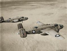 12th Bomb Group, NORTH AFRICA
