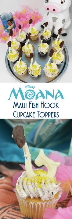 Moana Viewing Party & DIY Maui Chocolate Hooks | All Mommy Wants