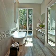 Bathroom Ceramic Hand Glazed Tile Design Ideas, Pictures, Remodel, and Decor - page 7