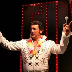 Renowned Elvis Presley impersonator Patrick Johnson brings his Vegas-style flair and high energy to @TheStrongMuseum for an all-ages concert featuring The Kings concert yearsincluding memorable hits such as Cant Help Falling in Love Burning Love and Suspicious Minds. Tickets are on sale now for the April 28th show!  http://www.museumofplay.org/visit/elvis-family-concert  #thestrongmuseum #elvis #elvispresley