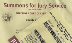 Jury Duty -- An Exercise in Mindfulness (and Manners)