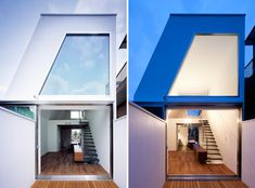 apollo architects sign house - designboom | architecture + design magazine