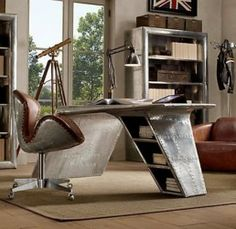 steampunk furnature | Best Furniture, Product and Room Designs of September 2012 | DigsDigs