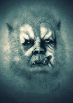 Oliver Reed  Curse of the Werewolf by TheNightGallery.deviantart.com on @DeviantArt