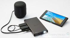 Sony MP-CD1 proiettore portabile e battery bank