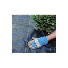 Weed Barrier, 20 Year (4.1 oz) - Long Life Black Ground Cover Fabric