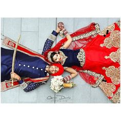 We cannot get enough of our client Sheetal Moon's wedding pictures! She looked absolutely stunning in her custom wedding lengha! The midnight blue velvet blouse and crimson red lengha were the perfect pairing and gave a gorgeous contrast! It has kasab zardozi embroidary with zircon highlights. Congratulations Sheetal!  Photography: Cosmin Danila  Looking to design your own custom outfit? Email us for a consultation at sales@wellgroomed.ca  Drop by one of our retail locations:  6028…