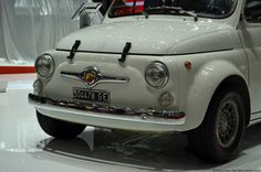 Fiat's Abarth division is displaying a 1964 695 SS at this year's Geneva Motor Show. The car is celebrating its 50th anniversary and announcing a new, limited-edition model based on the…