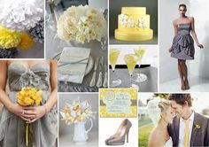 Image detail for -... : Royal Wedding Bridal Shower - Yellow and Blue Wedding Inspiration