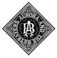 Aurora and the Betrayers Logos & Letterings
