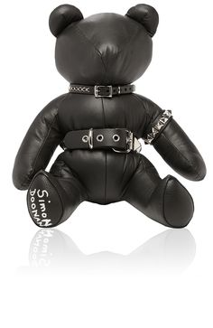 Simon Doonan   8 Leather Bears That Are More Fashionable Than You