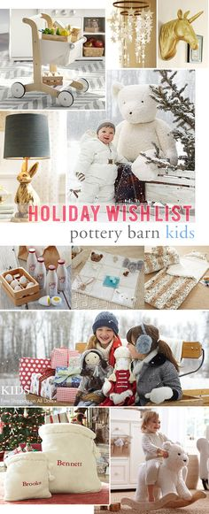 Pottery Barn Kids Wish List « Spearmint Baby Pottery Barn Christmas, Pottery Barn Kids, Winter Christmas, Christmas Holidays, Christmas Gifts, Spearmint Baby, Twinkle Twinkle Little Star, Niece And Nephew, Holiday Wishes