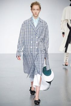 Eudon Choi Spring 2018 Ready-to-Wear  Fashion Show Collection