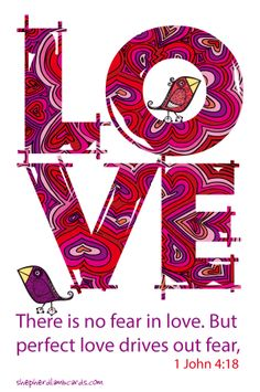 There is no fear or insecurity with true love. There is never a need to convince others of your love for each other. True love is visible to all who see it and all who have it <3