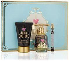 Juicy Couture I Love Juicy Couture 3 Piece Fragrance Value Set, 3.4 oz.  #love @shoppevero @amazon #shoppevero