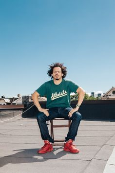 Eric Andre, host of The Eric Andre Show on Adult Swim, talks politics, banned sketches, and maybe finding God.