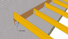 Shed Plans - My Shed Plans - Installing the rafters of the carport - Now You Can Build ANY Shed In A Weekend Even If Youve Zero Woodworking Experience! Now You Can Build ANY Shed In A Weekend Even If You've Zero Woodworking Experience! Building A Carport, Diy Carport, Carport Plans, Pergola Plans, Building Plans, Garage Plans, Pergola Kits, Lean To Carport, Double Carport