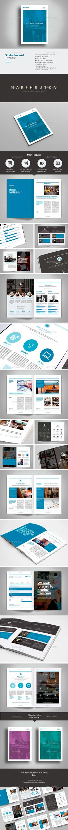 Business Proposal Template w  Resume \ Invoice 60+ Pages - invoice page