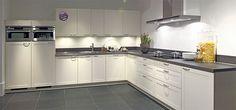Moderne keuken | Salvani keukens | Eigenhuis Keukens