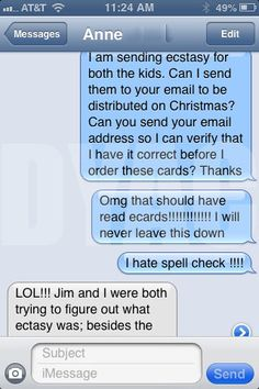 Kids and Autocorrect Say the Darndest Things