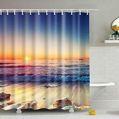 Zu wood floor pattern Background Shower Curtain Bathroom Supplies Waterproof