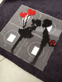 Hama beads love