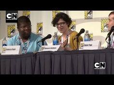 "Rebecca Sugar Performs ""Giant Woman"" | Steven Universe | Cartoon Network"