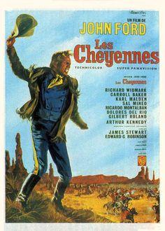 les cheyennes film   Galerie Photo - Les Cheyennes de John Ford