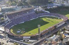 Estádio Centenário - Caxias do Sul (RS) - Capacidade: 22,1 mil - Clube: Caxias