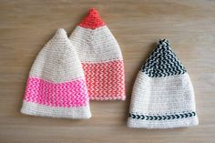 Elfin Hats for Adults   The Purl Bee