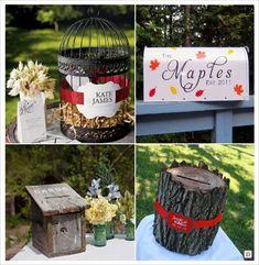 mariage hiver urne panier tronc coffre bois chalet wedding accessories pinterest mariage. Black Bedroom Furniture Sets. Home Design Ideas