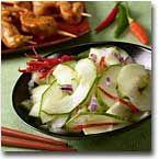 Thailandsk agurke salat