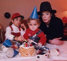 Michael Jackson, Prince, and Omer Bhatti