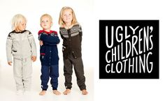 Ugly Children's Kids Clothing