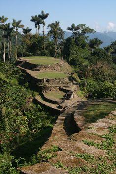 Cuidad Perdida or The Lost City- Santa Marta