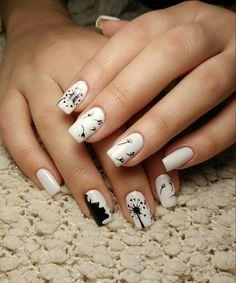 French Manicure Simple Elegant Nails Love Nail Art Nail Art